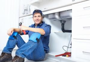 Our Aspen Hill Plumbing Team does kitchen sink installations